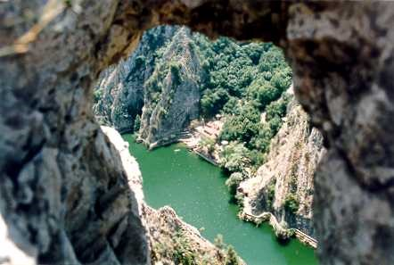 Canyon Matka