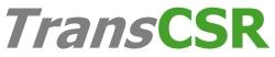 TransCSR logo