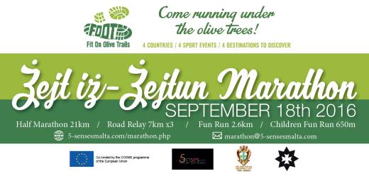 Marathon Flyer